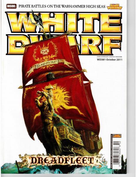 White Dwarf #381 [OCT 2011]