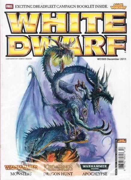 White Dwarf #383 [DEC 2011]