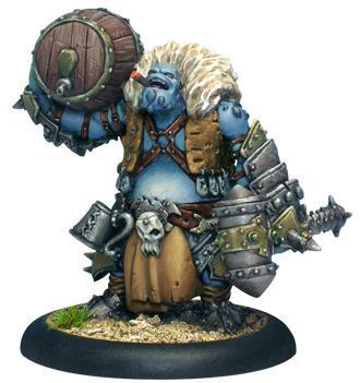 Hordes (Trollbloods) Skaldi Bonehammer