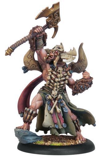 Hordes (Circle Orboros) Tharn Ravager Chieftain