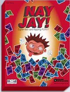 Nay-Jay:Super Fast Card Flipping Fun!