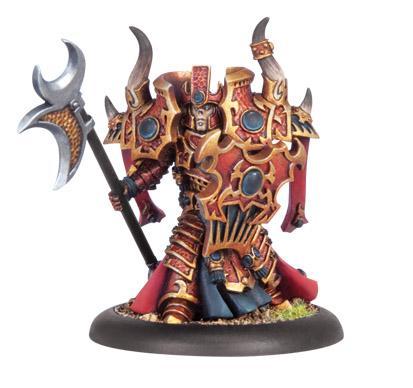 (Skorne) Tyrant Vorkesh Cataphract Cetrati