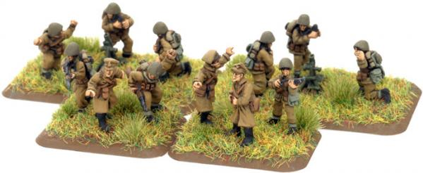Flames of War - Polish: Polish Battalion HQ