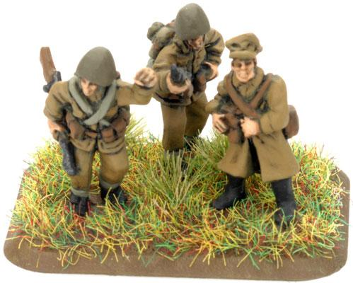 Flames of War - Polish: Polish Machine-Gun Platoon