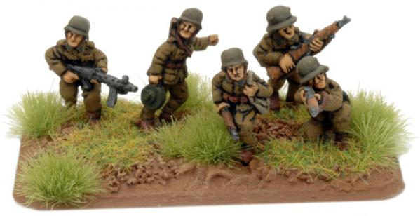 Flames of War - Hungarians: Hungarian Pioneer Platoon