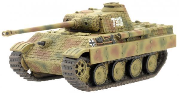 Flames of War - German: Panther G