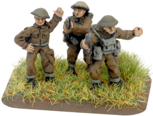 Flames of War - British: British AT Platoon (2 Pdr gun)