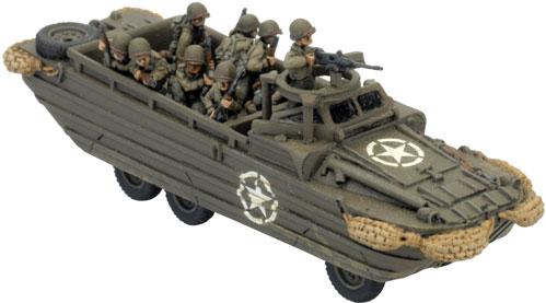Flames Of War (WWII): (USA) DUKW