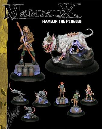 (The Outcasts) Hamelin Box Set