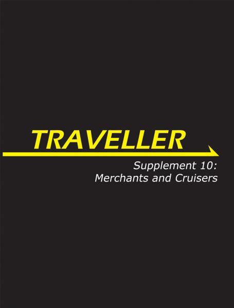Traveller RPG - Supplement 10: Merchants and Cruisers