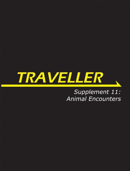 Traveller RPG - Supplement 11: Animal Encounters