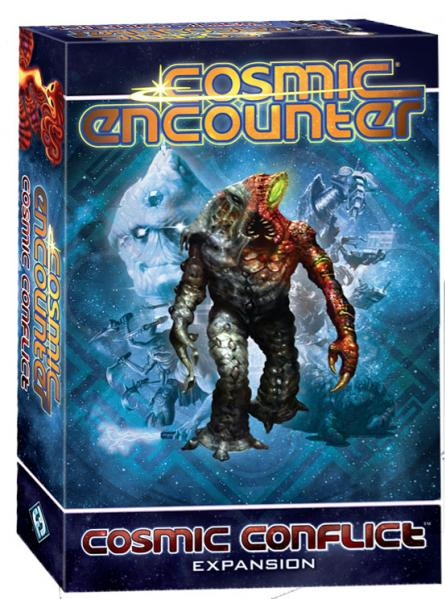 Cosmic Encounter Expansion: Cosmic Conflict