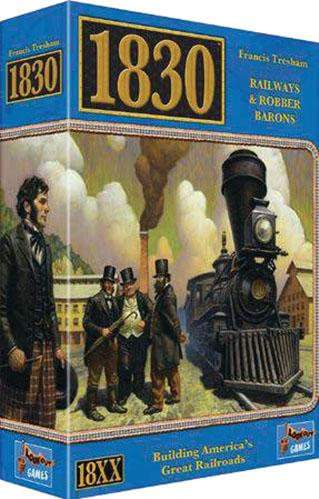 1830: Railways and Robber Barons North East US