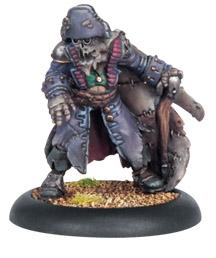 Warmachine: (Mercenaries) Ragman Thamarite