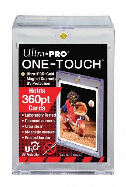 Ultra-Pro: UV One-Touch 360 Pt.