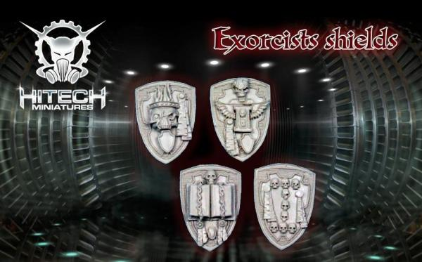 SF Exorcist Shields