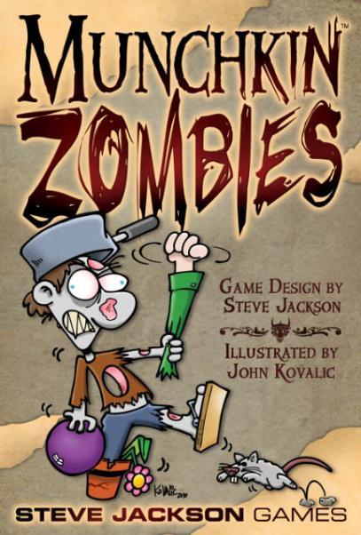 Munchkin: Zombies (Core Set)