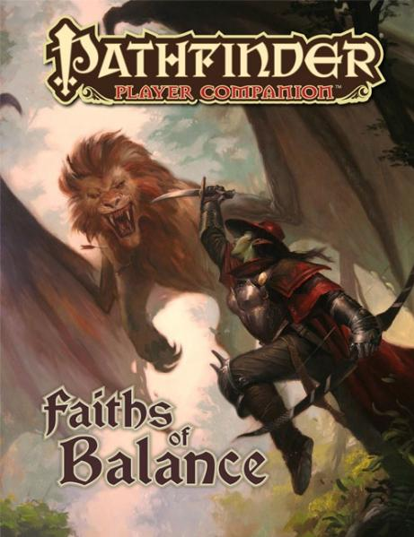 Pathfinder Player Companion: Faiths of Balance