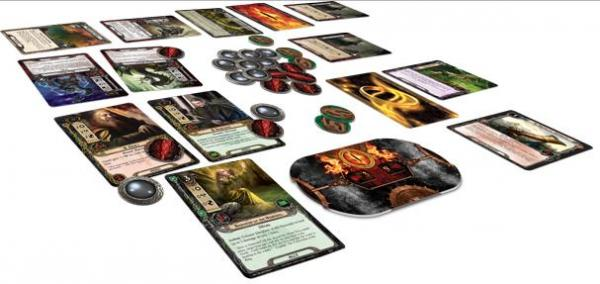 Lord of the Rings LCG: Core Game Box Set