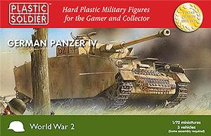 20mm WWII (German): Panzer IV Tank