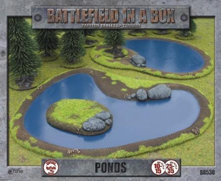 Battlefield in a Box: Ponds