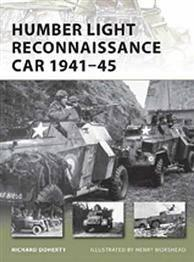 [New Vanguard #177] Humber Light Reconnaissance Car 1941-45