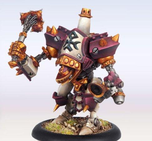 (The Protectorate Of Menoth) Repenter Light Warjack