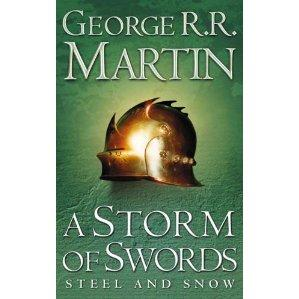 A Game of Thrones Novel - Book 3: A Storm of Swords (PB)