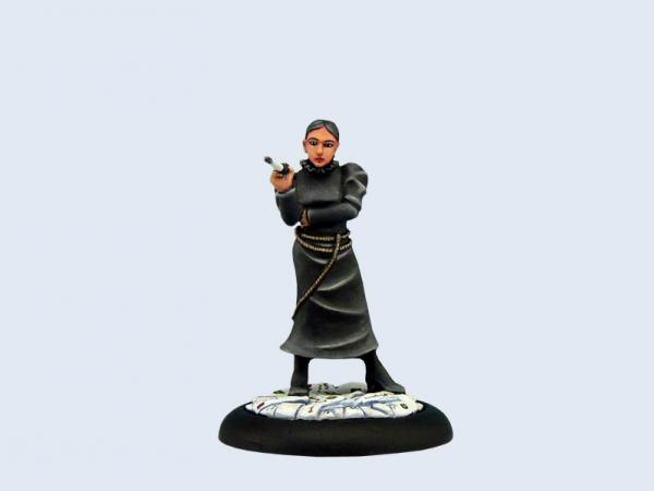 28mm Discworld Miniatures: Adora Belle (1)