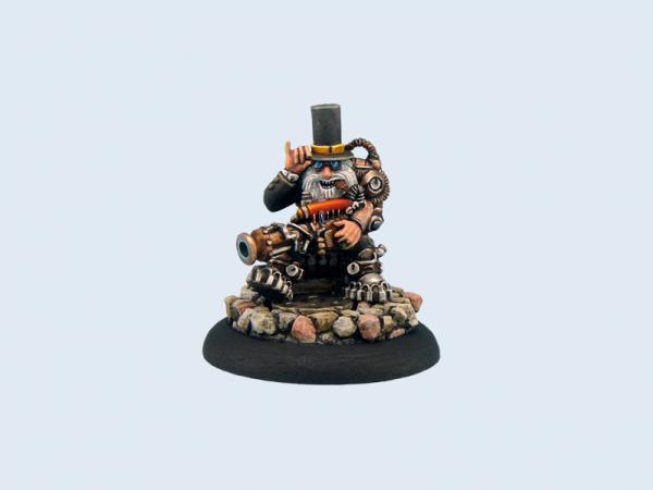 Wolsung Miniatures: Dwarf (1)