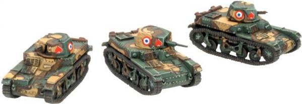 Flames of War - French: Renault AMR-35