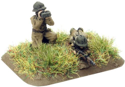Flames of War - French: Mortar Platoon