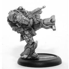 Mercs Minis - USCR: Booster