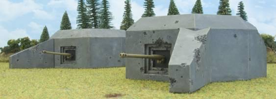 Battlefield in a Box: Anti-Tank Pillbox