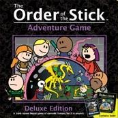 The Order Of The Stick: The Dungeon Of Durokan Adventure Game (Deluxe Edition)