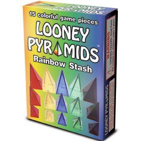 Rainbow Pyramids Booster