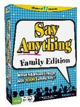 Say Anything Family Edition