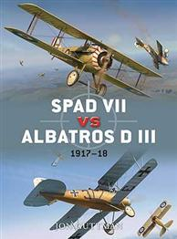 [Duel #036] SPAD VII vs Albatros D III 1917–18