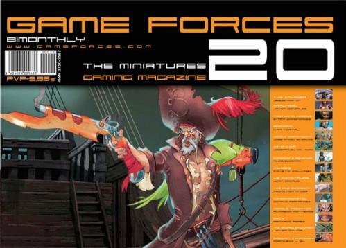 Game Forces Magazine Issue 20 (English Edition)