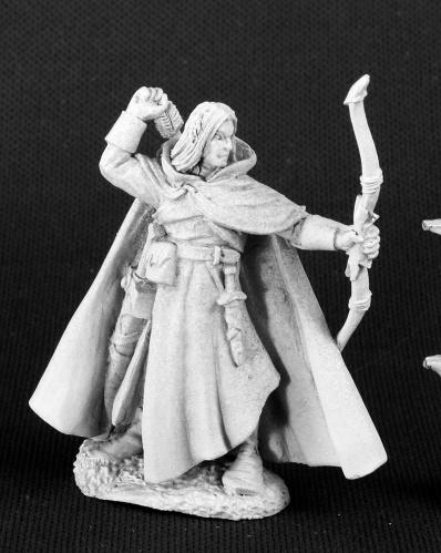 Dark Heaven Legends: Arthal Nightblade, Elf Ranger
