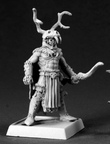 Pathfinder Miniatures: The Stag Lord