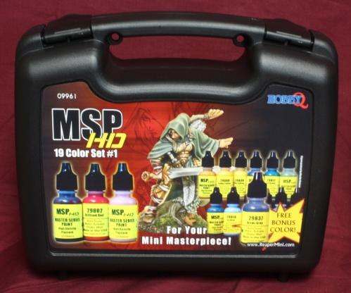 Reaper Master Series Paints Set 1