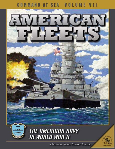 American Fleets: The US Navy in WWII (for Steel Typhoon)