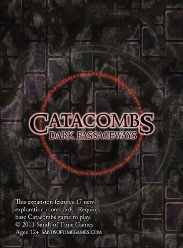 Catacombs Expansion: Dark Pasageways