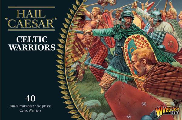 28mm Ancients - Celtic Warriors (40)