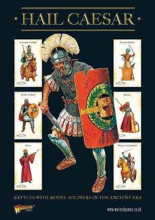 Miniature Rules: Hail Caesar (HC)