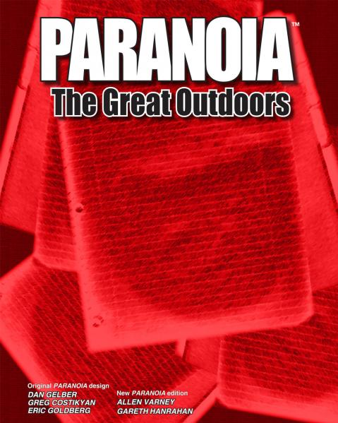 Paranoia RPG: The Great Outdoors