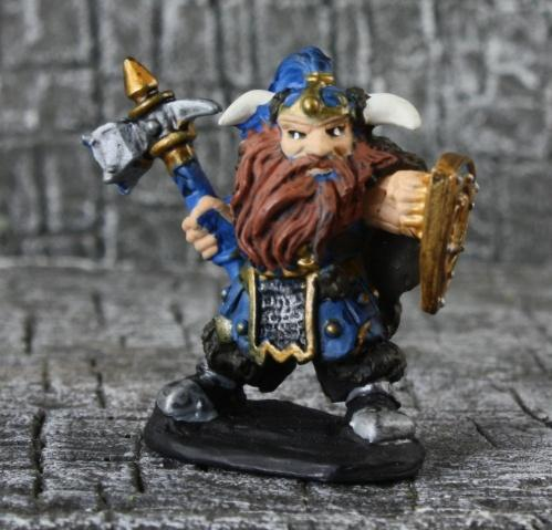Reaper Legendary Encounters: Dwarf Warrior