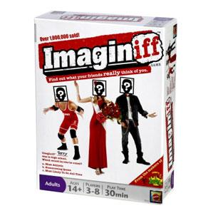 Imaginiff: Find Out What Your Friends Really Think of You!