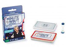 Minute to Win It Card Game